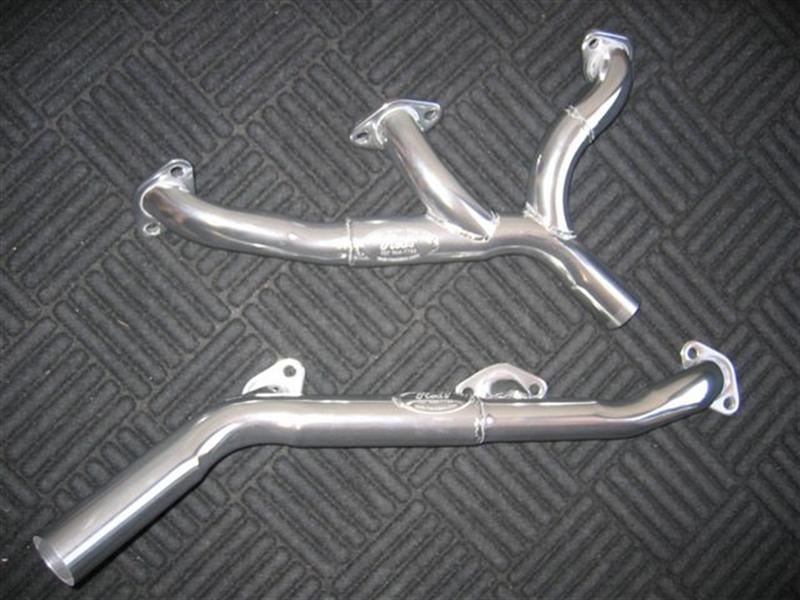 337 CI Lincoln Headers