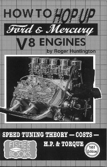 How to Hop Up Ford & Mercury V8 Engines